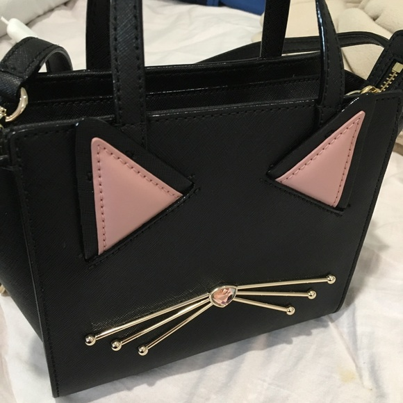 7b957051469a kate spade Handbags - SALE!!!🌟kate spade🌟Cat Crossbody bag NWOT